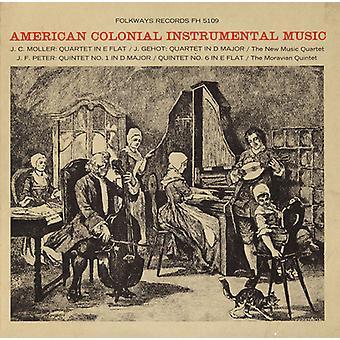 American Colonial Instrumental Music - American Colonial Instrumental Music [CD] USA import