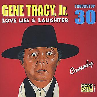 Jr. Tracy gene - Gene Jr. de Tracy: Tracy, Gene Jr.: Vol. 30-amor mentiras & risa [CD] USA importación