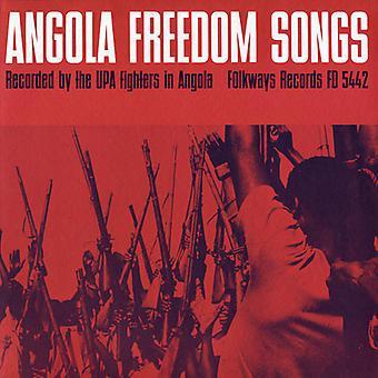 UPA Fighters - Angola frihet låtar [CD] USA import