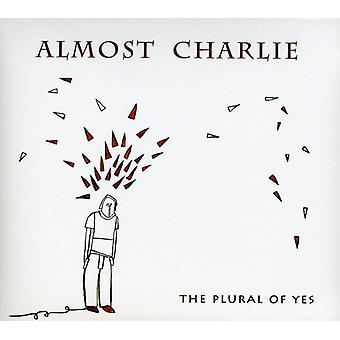 Almost Charlie - Plural of Yes [CD] USA import