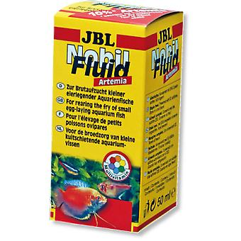 JBL Nobil Fluid Artemia (Fish , Ponds , Food for Pond Fish)