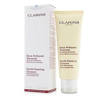Gentle Foaming Cleanser with Shea Butter (Dry/ Sensitive Skin) - 125ml/4.4oz
