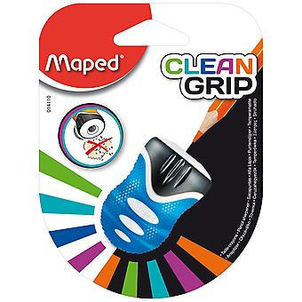 Maped Blister 1 Sacapuntas  Y Grip (Toys , School Zone , Drawing And Color)