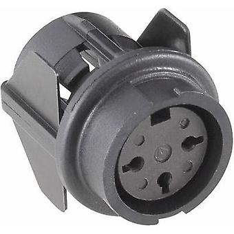 Round connector C091/B Number of pins: 3 DIN Connector socket 5 A T 3277
