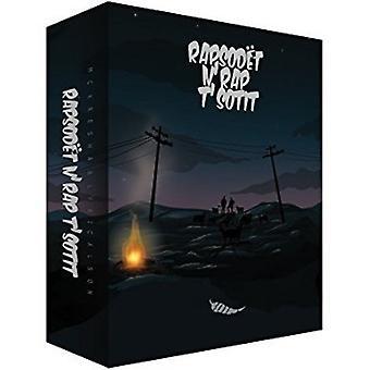 MC Kresha & lyriske søn - Rapsod?? T Nrap Tsotit [Fanbox] [CD] USA importerer