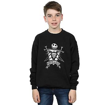 Disney gutter Nightmare før jul Misfit kjærlighet Sweatshirt
