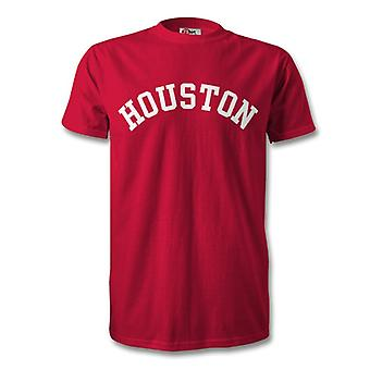 Houston College Style T-Shirt