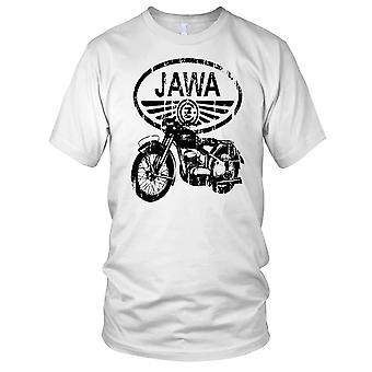 JAWA CZ Classic Motorcycle Motorbike Biker Mens T Shirt
