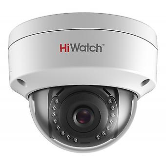 HiWatch DS-131i 1MP Dome network camera, 720 p, IP67, ONVIF, PoE,