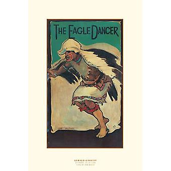 Eagle Dancer Poster Print by Gerald Cassidy (24 x 36)