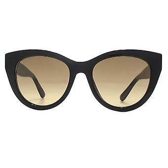 Jimmy Choo Chana Sunglasses In Black