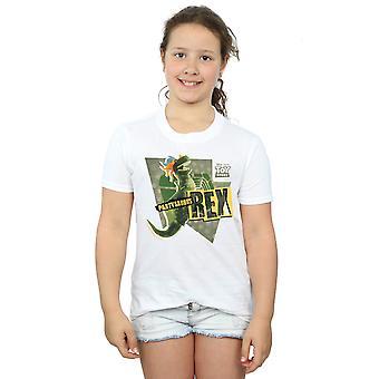 Disney Girls Toy Story Partysaurus Rex T-Shirt