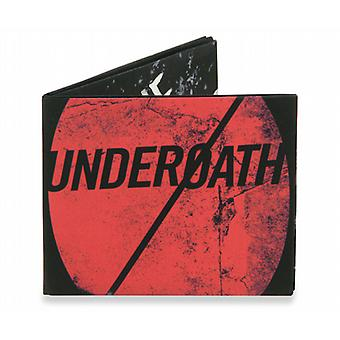 Underoath Mighty Wallet Tyvek, Strong Stealth Bi-Fold Wallet!