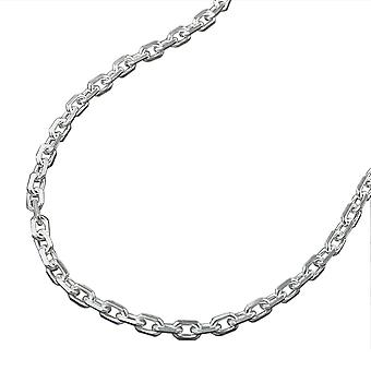 Anchor chain silver 925 necklace 50cm