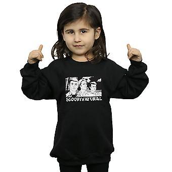Scoobynatural Mädchen mitnehmen Sweatshirt