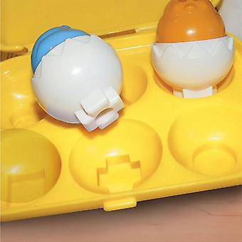 Tomy 1581 Hide & Squeak Eggs
