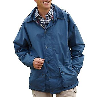 Champion Mens Blenheim Country Estate Waterproof Coat - Navy - Small 34-36 Chest