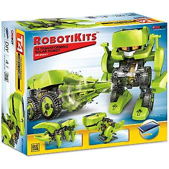 OWI T4 transformere Solar Robot