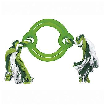 Ica Dental Rope Mint Hoop (Dogs , Toys & Sport , Ropes)