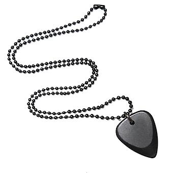 Fusion tonen Necklace Black