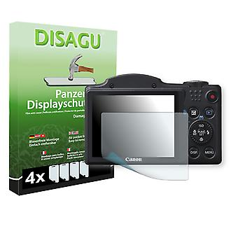 Canon PowerShot SX500 IS display - Disagu tank protector film protector