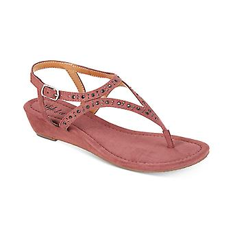 Style & Co. Womens Hareetf Fabric Open Toe Casual Platform Sandals