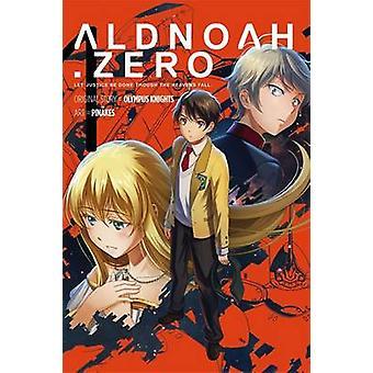 Aldnoah Null Season 1 - Vol. 1 von Olympus Ritter - Gen Urobuchi - P