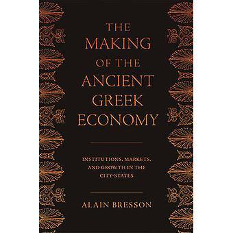 جعل أسواق الاقتصاد اليوناني القديم-المؤسسات----و