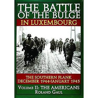La batalla de las Ardenas de Luxemburgo - el flanco sur - diciembre