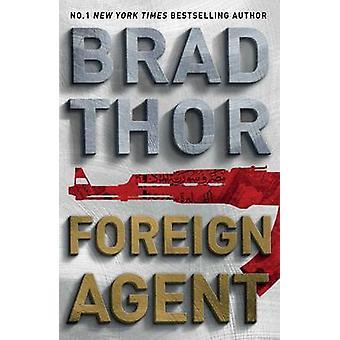 Agente estrangeiro (edição de biblioteca) por Brad Thor - livro 9781471151934