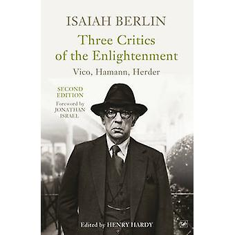 Three Critics of the Enlightenment by Isaiah Berlin - 9781845952136 B