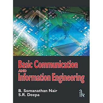 Basic Communication and Information Engineering by A. K. Jha - 978938