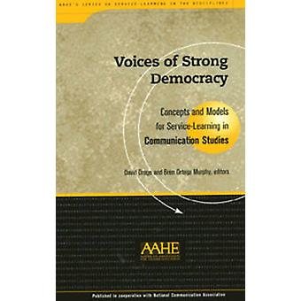 Voices of Strong Democracy - Concepts and Models for Service-learning