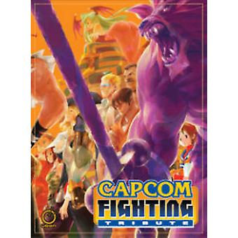 Capcom Fighting Tribute by Corey Lewis - Omar Dogan - Long Vo - UDON