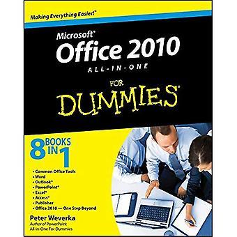 Office 2010 wszystko-w-jednym dla opornych