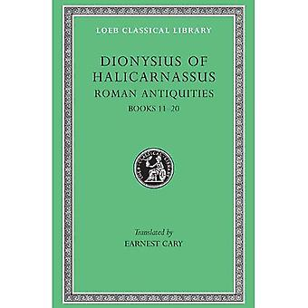 Romerska antikviteter: v. 7 (Loeb det klassiska arkivet)
