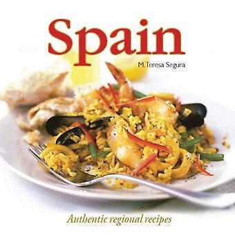 Spain: Authentic Regional Recipes
