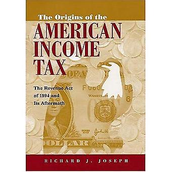 Les origines de l'impôt sur le revenu américain: la loi fiscale de 1894 et ses conséquences