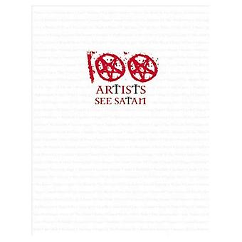 100 Artists See Satan