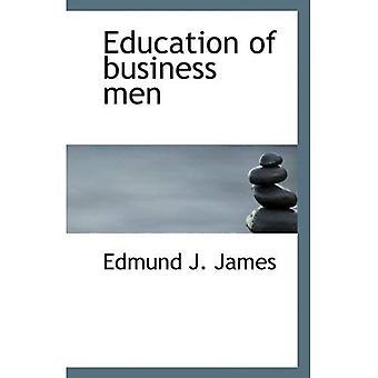 Educación de los hombres de negocios
