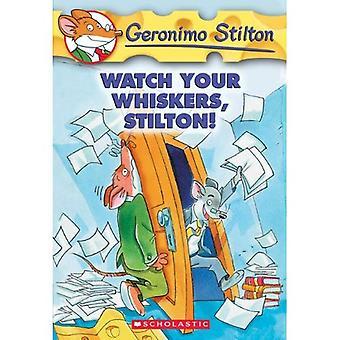 Sehen Sie Ihre Schnurrhaare, Stilton! (Geronimo Stilton
