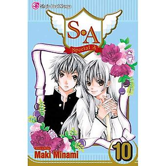 S.A., Volume 10 (S.A. (Special Agent) Graphic Novels)
