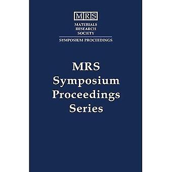 Advanced Catalytic Materials� - 1996: Volume 454 (MRS Proceedings)