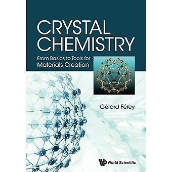 Cristallochimica: Dalle basi per strumenti per la creazione di materiali