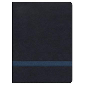 CSB Apologetics Study Bible, Navy Leathertouch