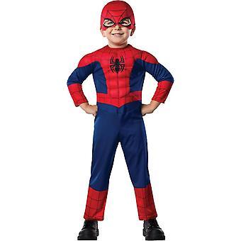 惊人的蜘蛛侠幼儿服装