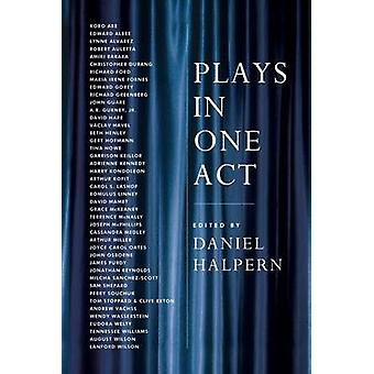 Gioca in un atto di Halpern & D.