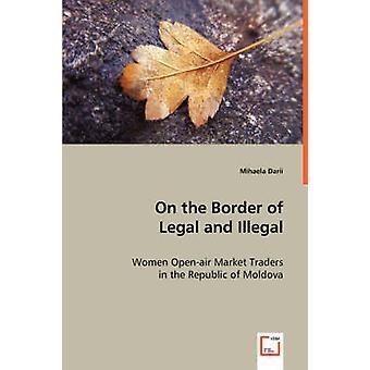 Na fronteira dos comerciantes do mercado Openair mulheres legais e ilegais na República da Moldávia por Darii & Mihaela