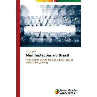 Manifestaes no Brasil von Melo Thiago