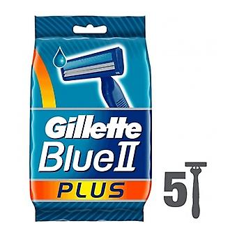 Gillette Blue Ii Disp Fixed Handle 5S